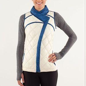 Lululemon What The Fluff Reversible Vest
